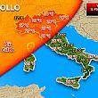 Avvisi foto - 19042018 clima estivo italia