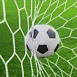 Sport foto - 19102018 calcio rete pallone