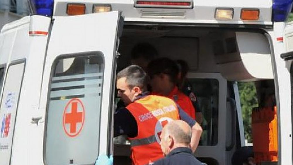20032017 ambulanza