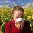 Salute foto - 20032018 polline e allergie