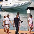 Cronaca foto - 20072018 andrea bocelli al marina d arechi salerno