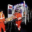 Cronaca foto - 21012015 ambulanza barella