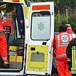 Cronaca foto - 21012017 ambulanza e vigili del fuoco