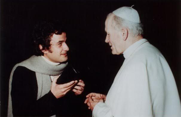 Tonino Luppino dal Papa