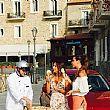 Nuovamente a Castellabate le telecamere della Rai. �Easy driver� e �Prodotto Italia�