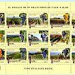Poste Italiane, una serie di francobolli dedicati al il Vino DOCG