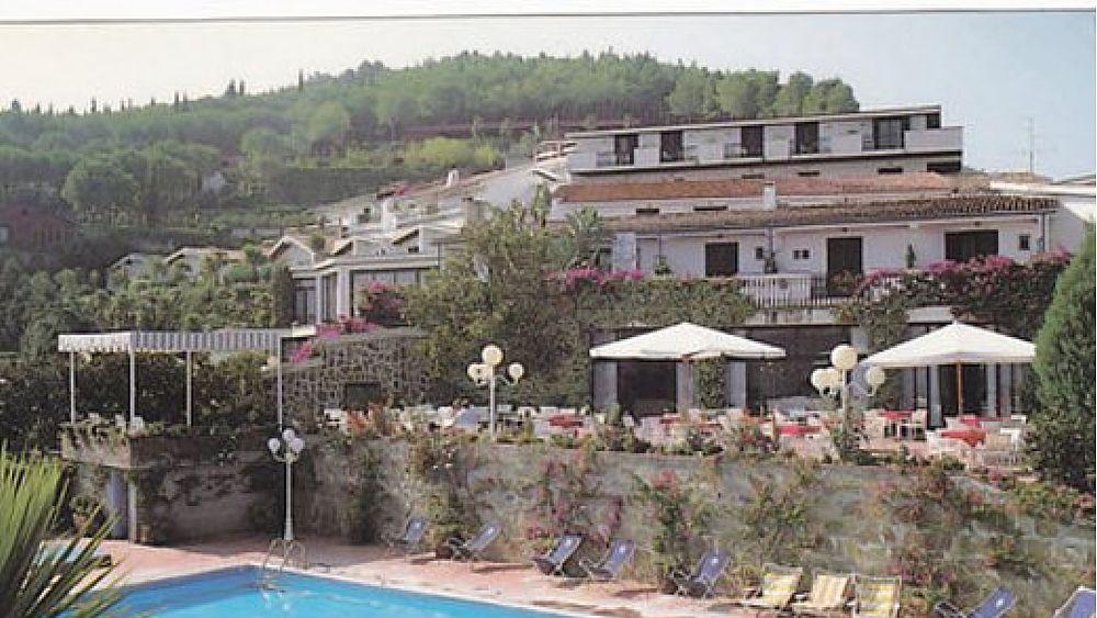 Hotel Castelsandra San Marco Di Castellabate