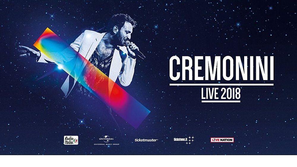 Nuovo album Cesare Cremonini 2018: annuncio social