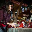 Rai 1 a Pontecagnano in visita ai Mercatini di Natale