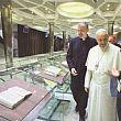 Cultura foto - https://www.cilentonotizie.it/public/images/22082017 mostra bibbia papa francesco