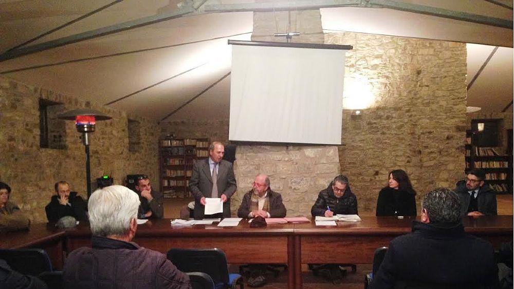 Angelo Serra Presidente Della Comunit U00e0 Montana Alento