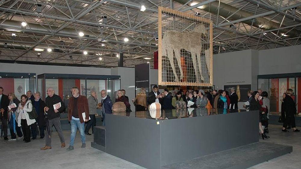 Risultati immagini per MUSEO ARCHEOLOGICO PONTECAGNANO