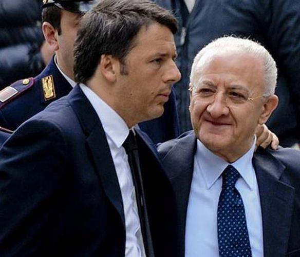 Renzi inaugura a Salerno la stazione di Zaha Hadid