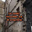 Ance Salerno: le case? Vecchie, ma di propriet�