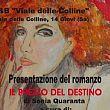 Salerno, la scrittrice Sonia Quaranta presenta il suo ultimo romanzo �Il prezzo del destino�