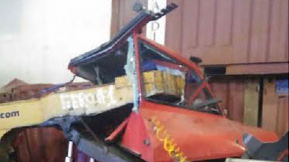 Incidente sul lavoro, operaio 34enne muore al porto di Salerno