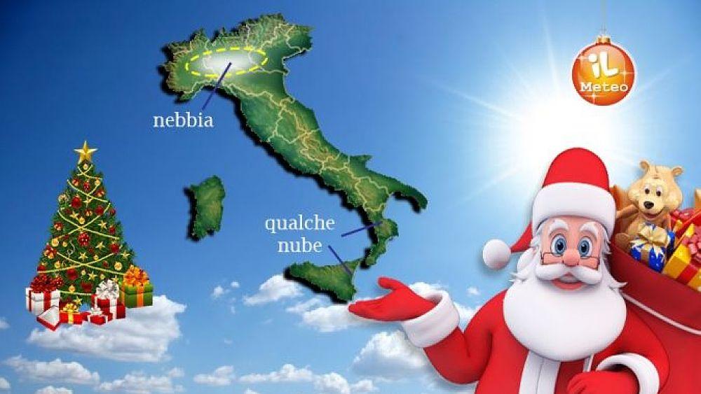 Pronti per le vacanze tra Natale e Capodanno? Le previsioni meteo Italia