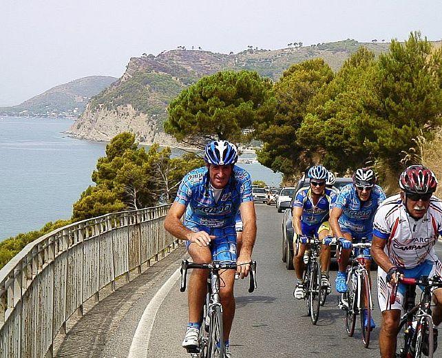 Rando ciclyng paestum una due giorni ciclistica che tocca for Due giorni in costiera amalfitana