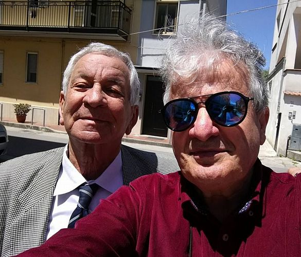 Tonino-Luppino foto - 24062017 Selfie con Tonino D  Ascoli