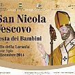 Vallo della LucaniaNotizie foto - 25112014 san nicola vescovo vallo