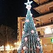 AgropoliNotizie foto - 25112016 albero di natale agropoli