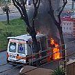 Cronaca foto - 26042018 ambulanza incendio