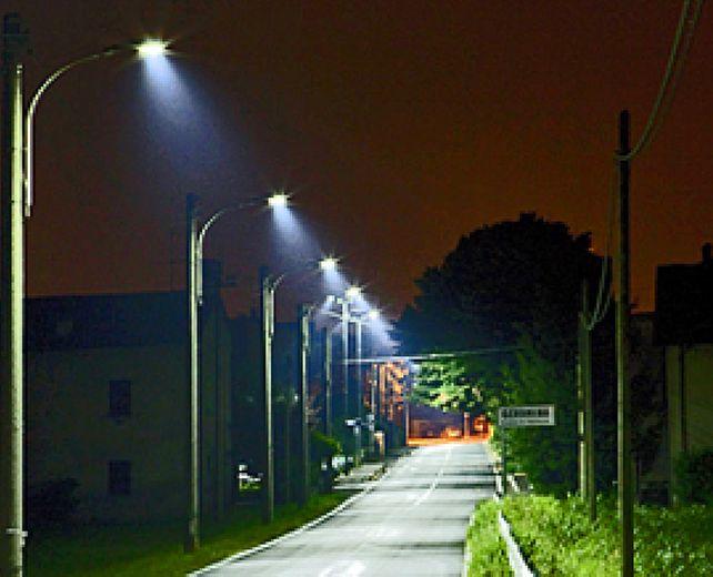 Pronte lampade led per la nuova illuminazione di questo