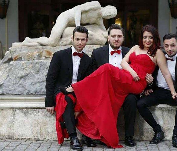 Salerno - 26082016 opera quartet