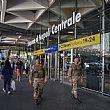 Cronaca foto - 26092017 militari alla Stazione Centrale di Napoli