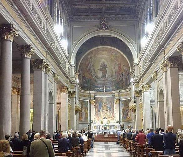 Tonino-Luppino foto - 26092018 Basilica di San Giuseppe al Trionfale