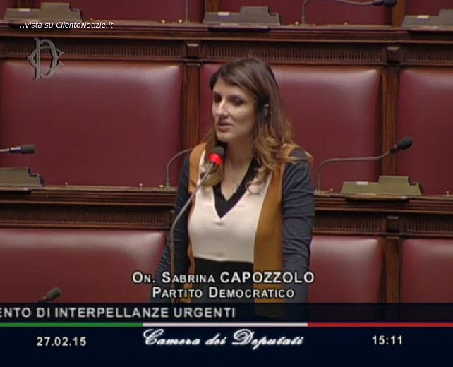 Discussa oggi in parlamento l interpellanza urgente sull for Oggi in parlamento