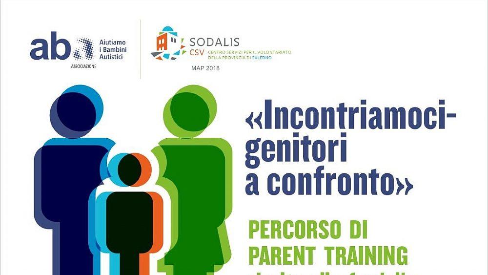 Percorso Di Parent Training A Ceraso In Aiuto Dei Bambini Autistici