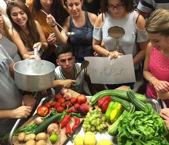 Salerno - 27082016 giovani e dieta mediterranea