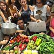 Dieta Mediterranea: 30 giovani dalla Grecia, Spagna, Turchia e Italia si confrontano in cucina