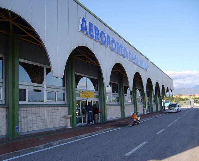 Aeroporto Salerno : Aeroporto di salerno patriciello quot buone notizie dall europa