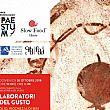 Capaccio Paestum Notizie foto - 27102018 Laboratori del gusto 28 ottobre 2018 WEB
