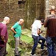 SalernoNotizie foto - 28112016 la troupe rai durante le riprese a Salerno   San Pietro a corte