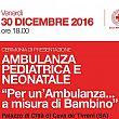 Salute foto - 28122016 ambulanza pediatrica neonatale