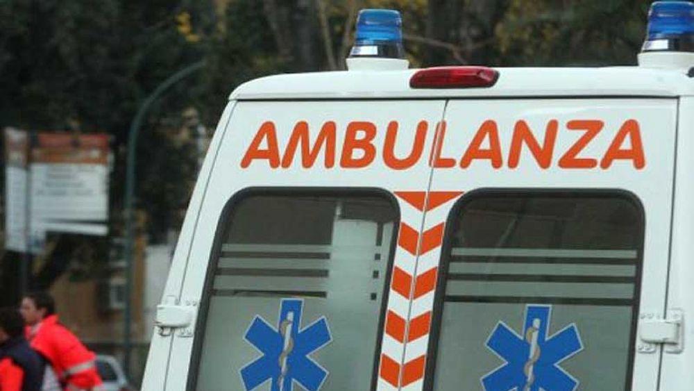 29022016 cronaca ambulanza