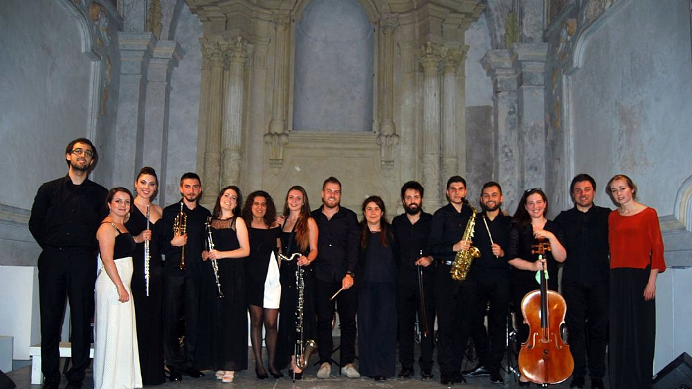 Risultati immagini per FESTIVAL DI MUSICA DA CAMERA SANT'APOLLONIA