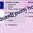 29102014 punti sulla patente