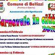 Ecco il programma per il Carnevale 2015 a Bellizzi