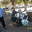 Cilento - Le ultime Notizie foto - 30092014 operatore ecologico sapri