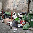 Cronaca foto - 30112015 rifiuti per strada