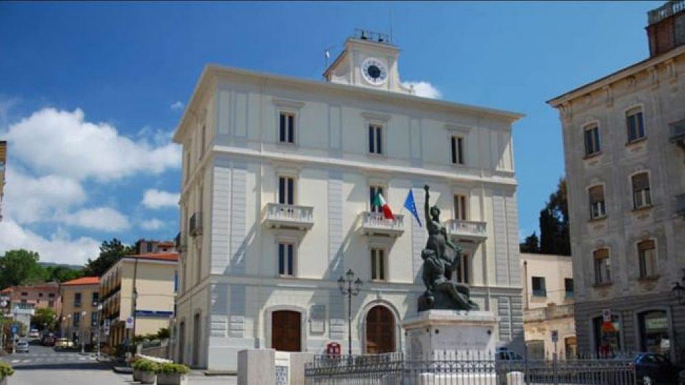 31032018 municipio Vallo della Lucania