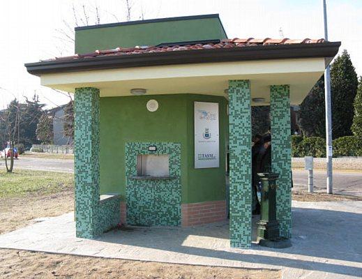 Ambiente ad alfano inaugurata la casa dell acqua - Giusta pressione dell acqua in casa ...