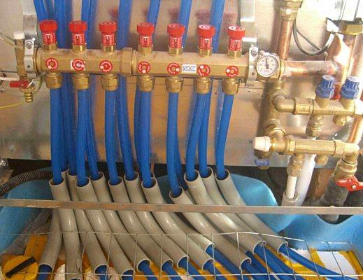 Edilizia scolastica carpentieri impegno per impianti di for Centralina per impianto di irrigazione a batteria