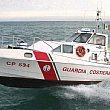 AcciaroliNotizie foto - guardia costiera in mare motovedetta