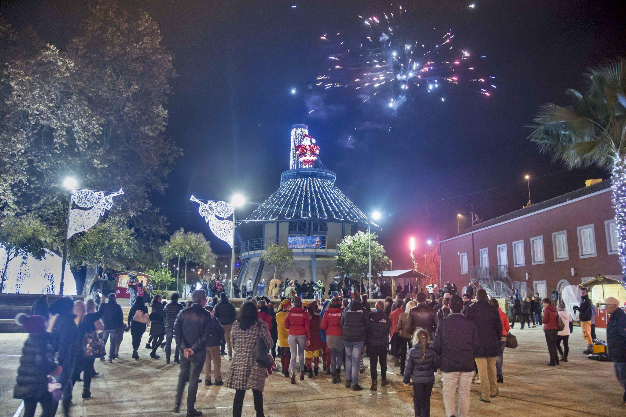 Elfi e magia: inaugurato il Villaggio di Babbo Natale