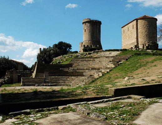 Parco archeologico ed Antiquarium di Velia